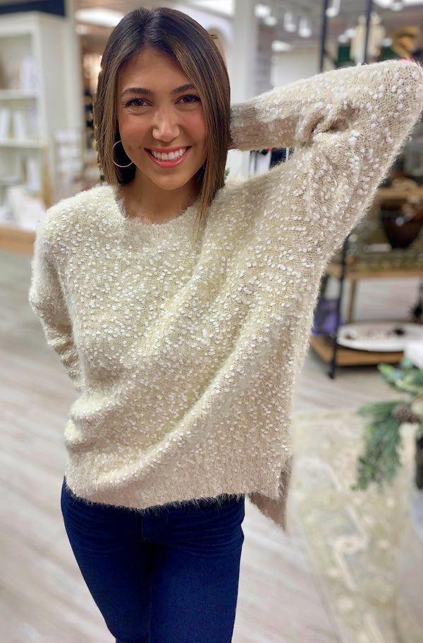 Roasted Marshmallows Sweater