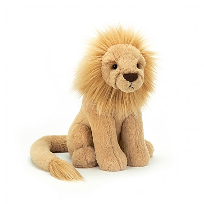Jellycat Leonardo Lion, Medium