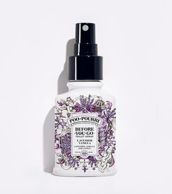 Lavender Vanilla, Before You Go Spray 2oz