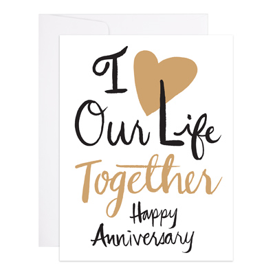 Life Together Greeting Card