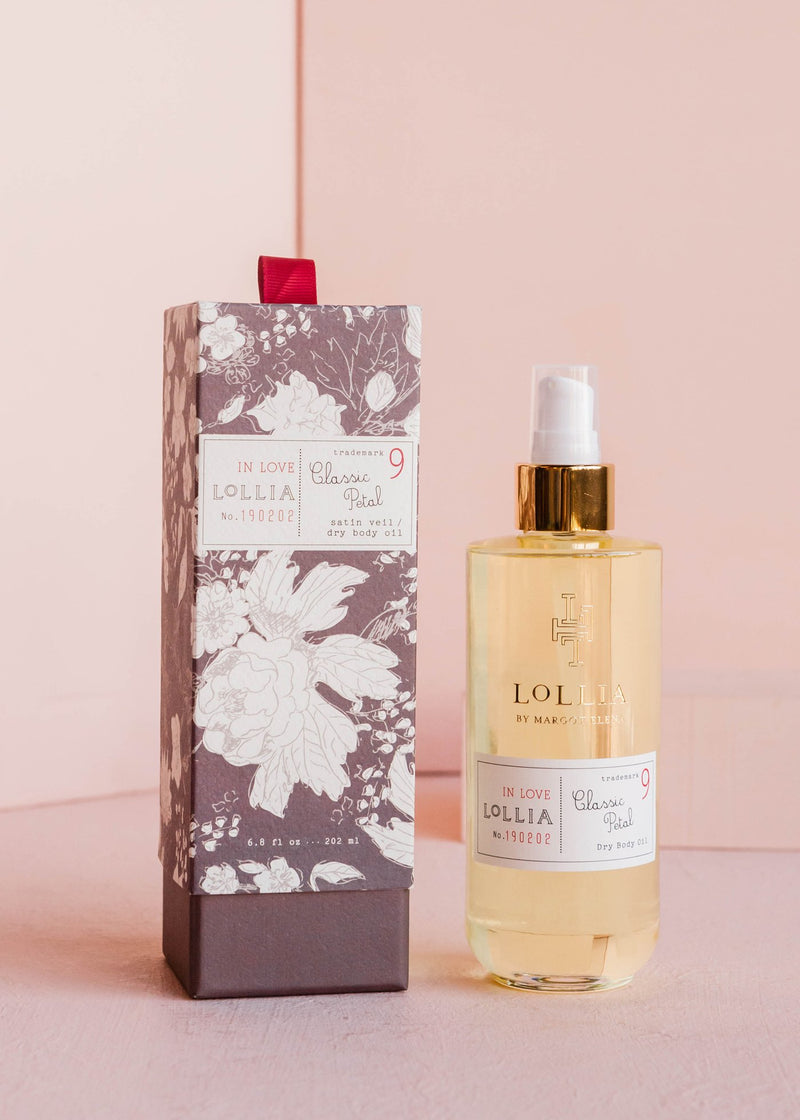 In Love Dry Body Oil