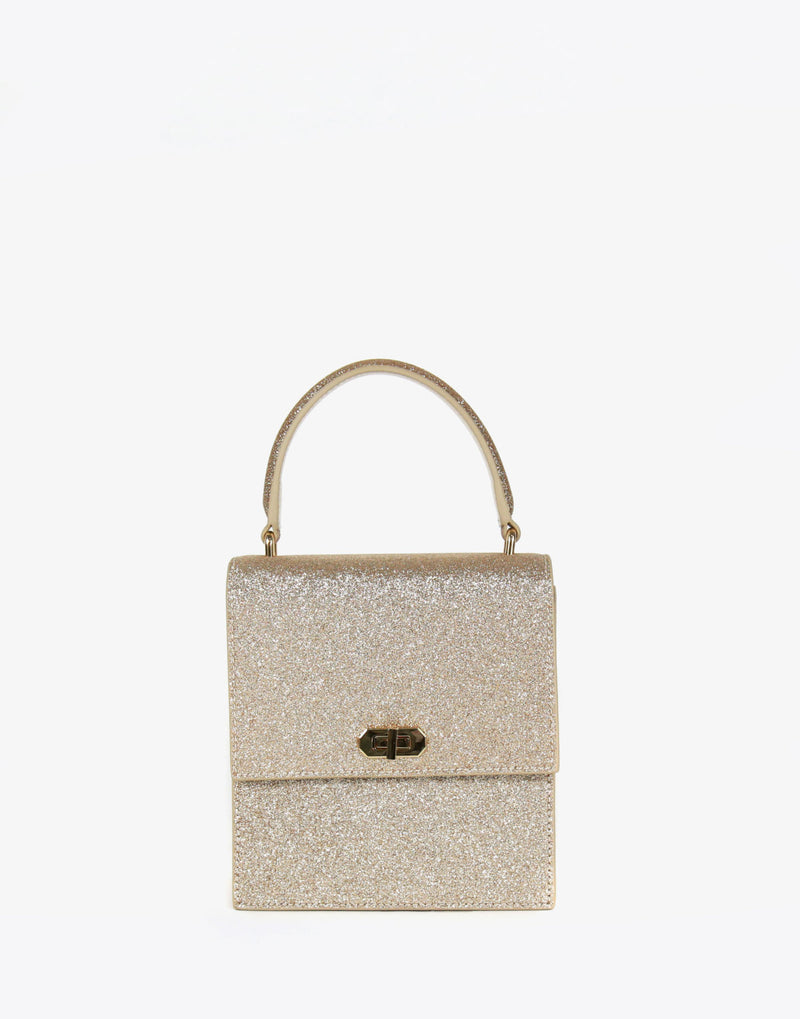 No. 19 The Mini Lady Bag Glitter