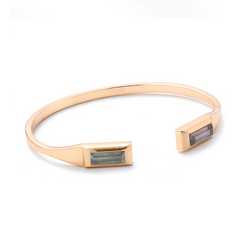 Miss Ceo Cuff Bracelet in Rose Gold
