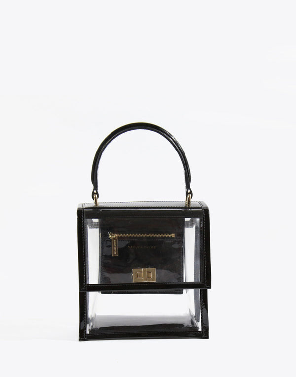 No. 19 The Mini Lady Bag PVC