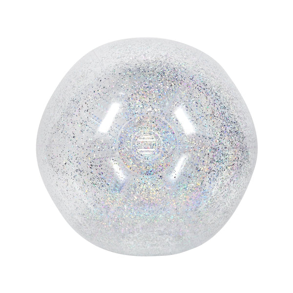 Inflatable Beach Ball, Glitter