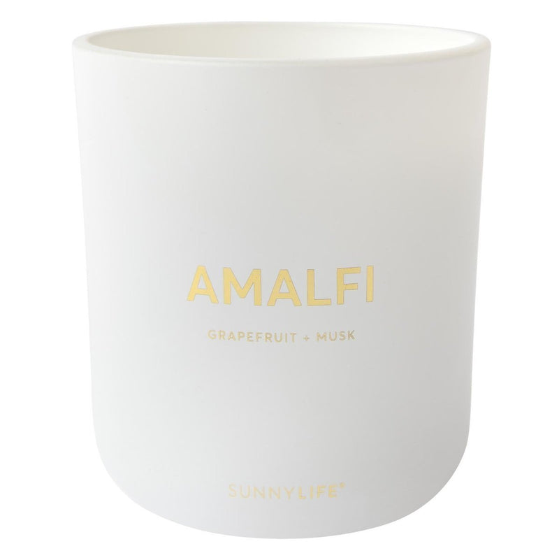 Small Scented Candle, Amalfi