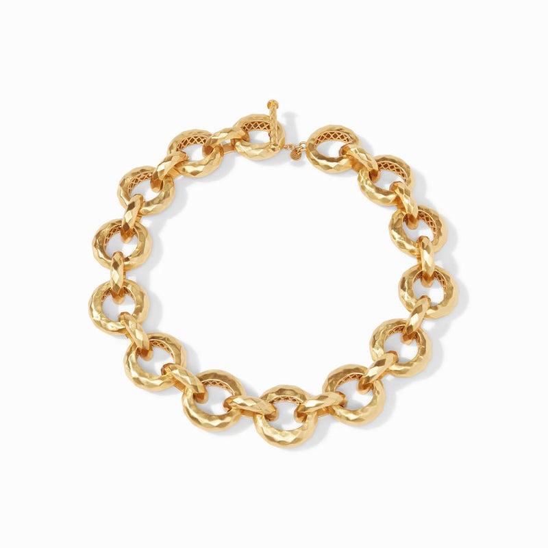 Savannah Link Necklace - Gold