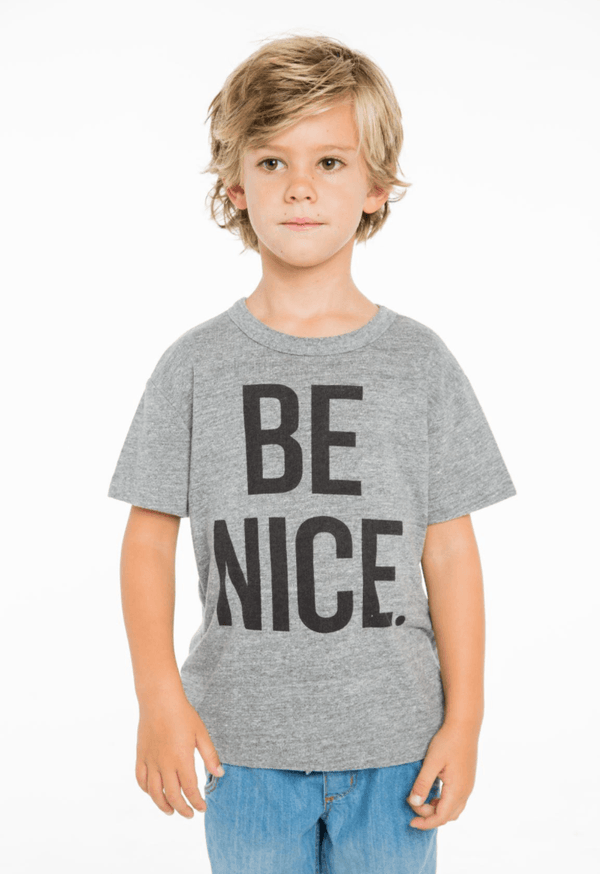 Be Nice Tee - Children's Top