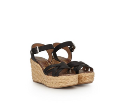 SAM EDELMAN Darline Espadrille Wedge