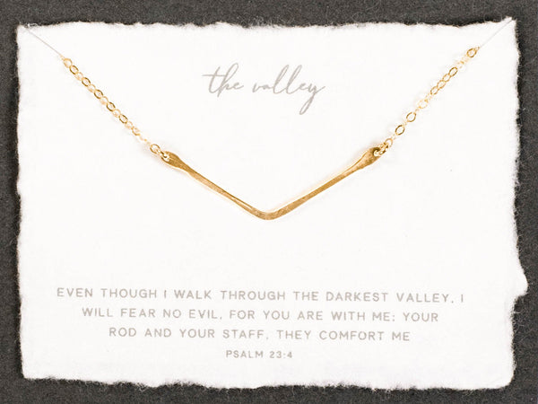 The Valley Necklace