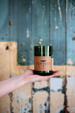 The Original Rewined Candle - Riesling