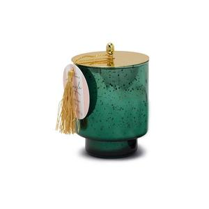 Tinsel 12 oz Candle, Cranberry Pine