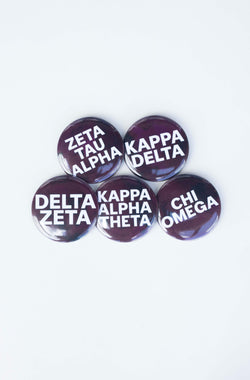 Sorority Game Day Button