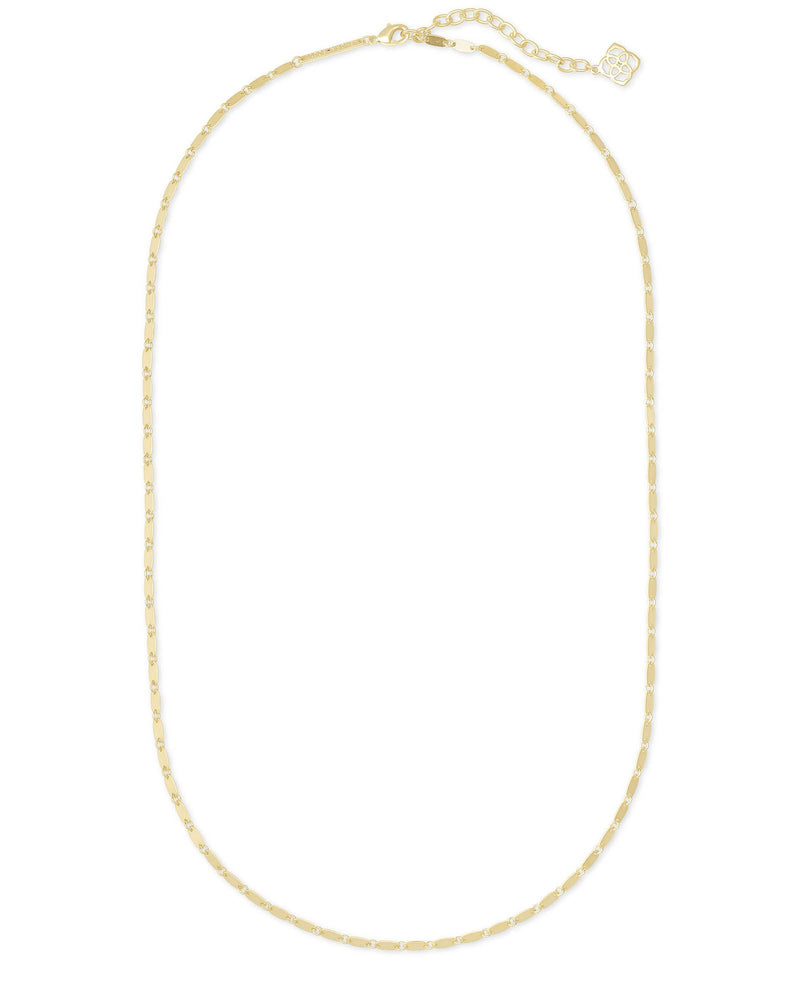 Lola Necklace, Gold
