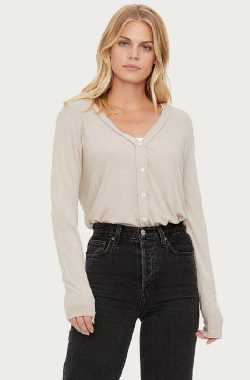 Lyla Button Front Cardigan