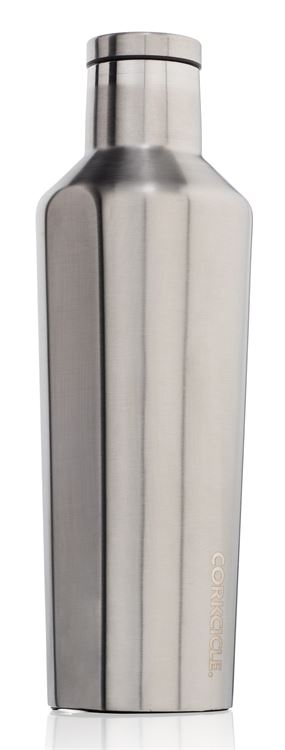 25oz Canteen, Stainless Steel
