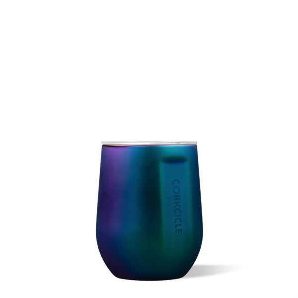 12oz Stemless Wine Cup, Dragonfly