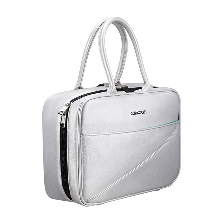 Baldwin Lunch Box, Silver