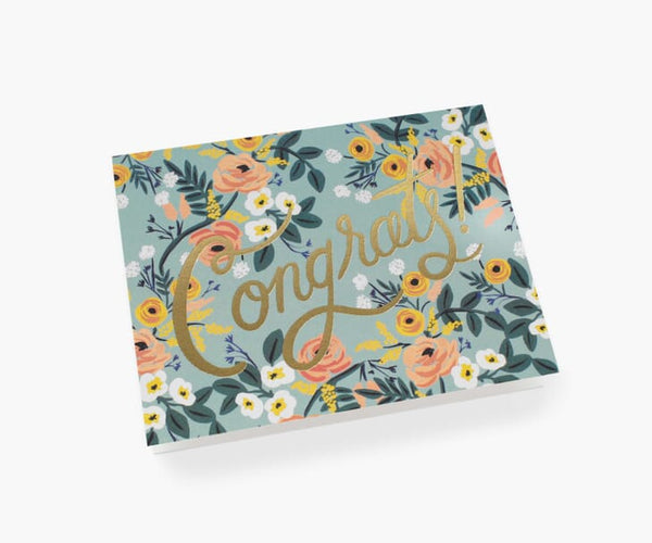 Blue Meadow Everyday Card