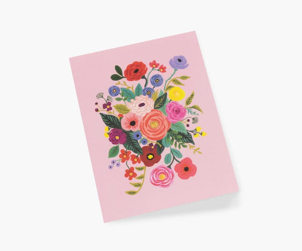 Garden Party Rose Everyday Card