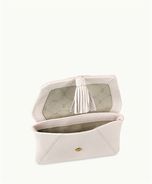 GIGI NEW YORK Ava Clutch, Ivory