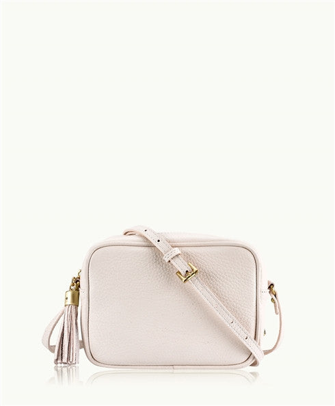 GIGI NEW YORK Madison Crossbody, Ivory