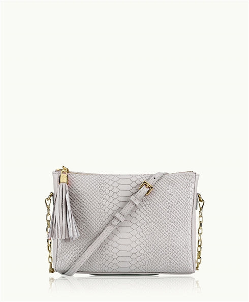 GIGI NEW YORK Hailey Crossbody, Oyster