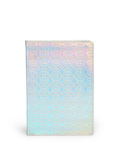 Hardcover Notebook In Iridescent Filigree