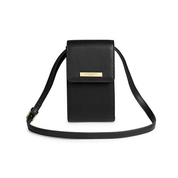 Taylor Crossbody Purse, Black