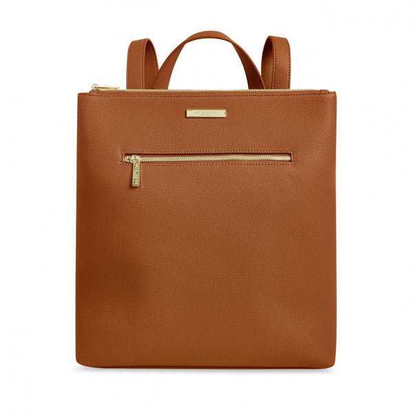 Brooke Backpack, Cognac
