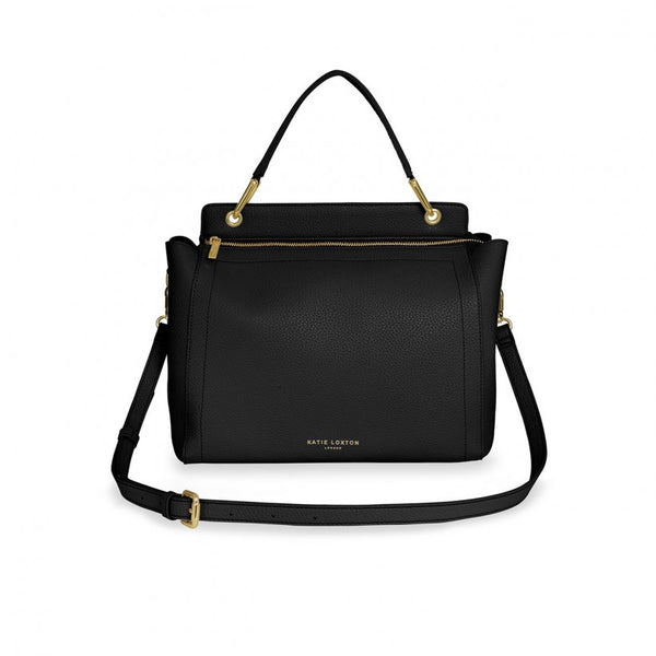 Harlowe Day Bag, Black