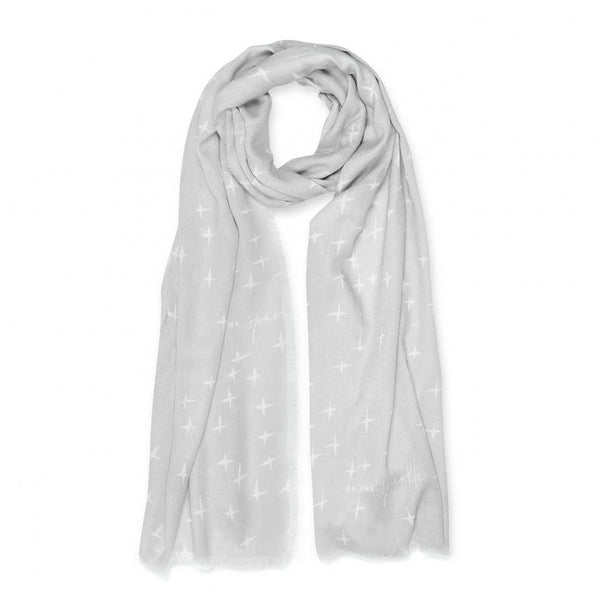 Sentiment Scarf, Be The Sparkle