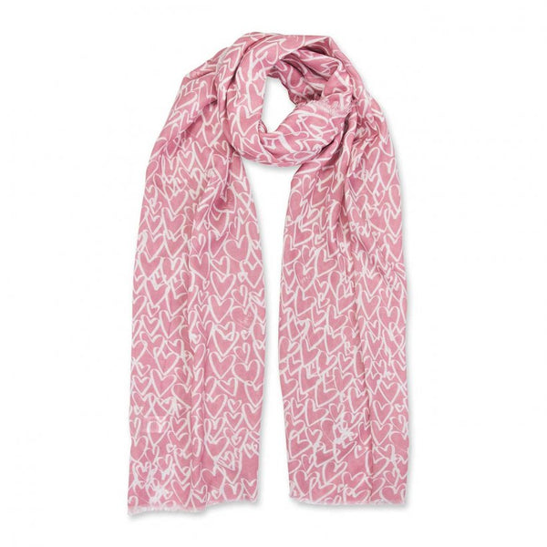 Sentiment Scarf, Love Love Love