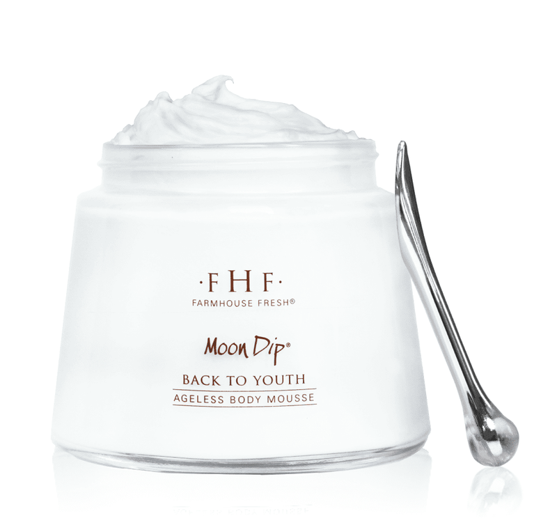 Moon Dip Back To Youth Body Mousse