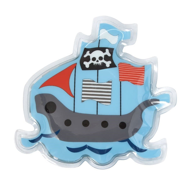 Pirate Ship Ouch Pouch
