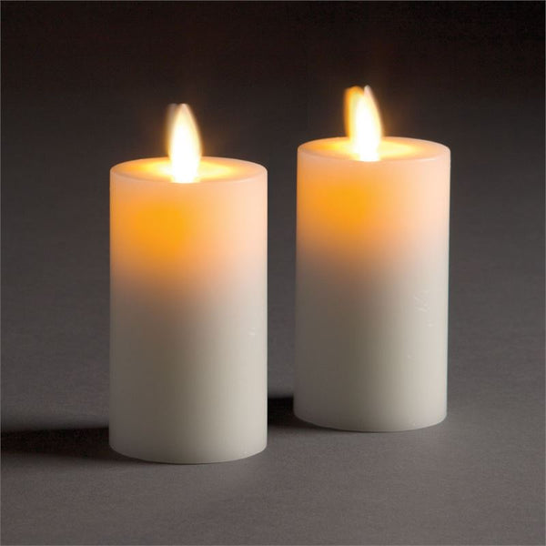 Lightli Moving Flame Indoor Votives, Set of 2