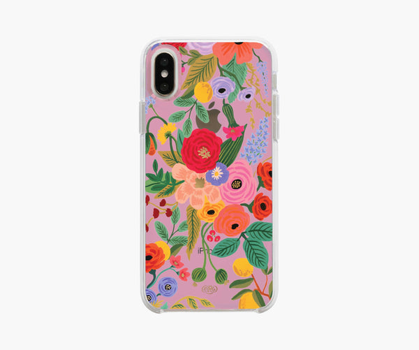 Garden Party Blush iPhone Case