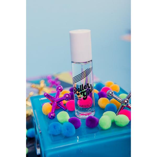 Vanilla Crystal Roller Girls Roll-On Lipgloss
