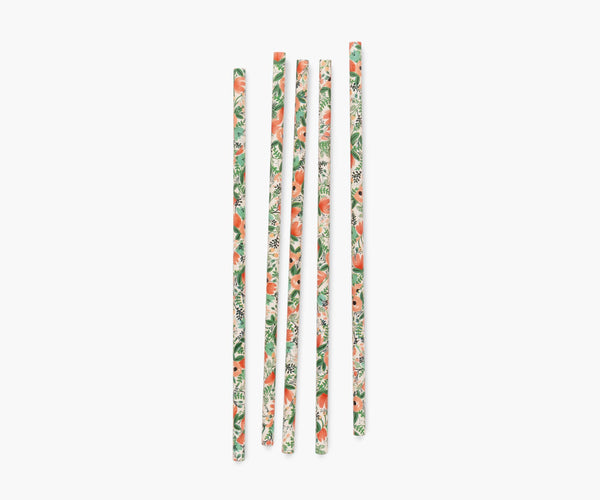 Paper Straws, Wildflower