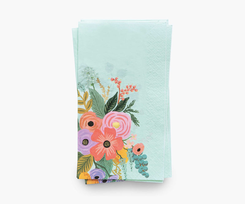 Guest Napkins, Garden Party