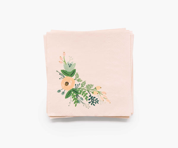 Cocktail Napkins, Wildflower