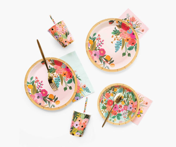 Rifle Paper Co. Small Plates, Garden Party