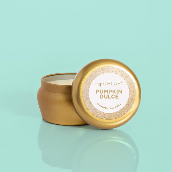 Pumpkin Dulce Glam Mini Tin