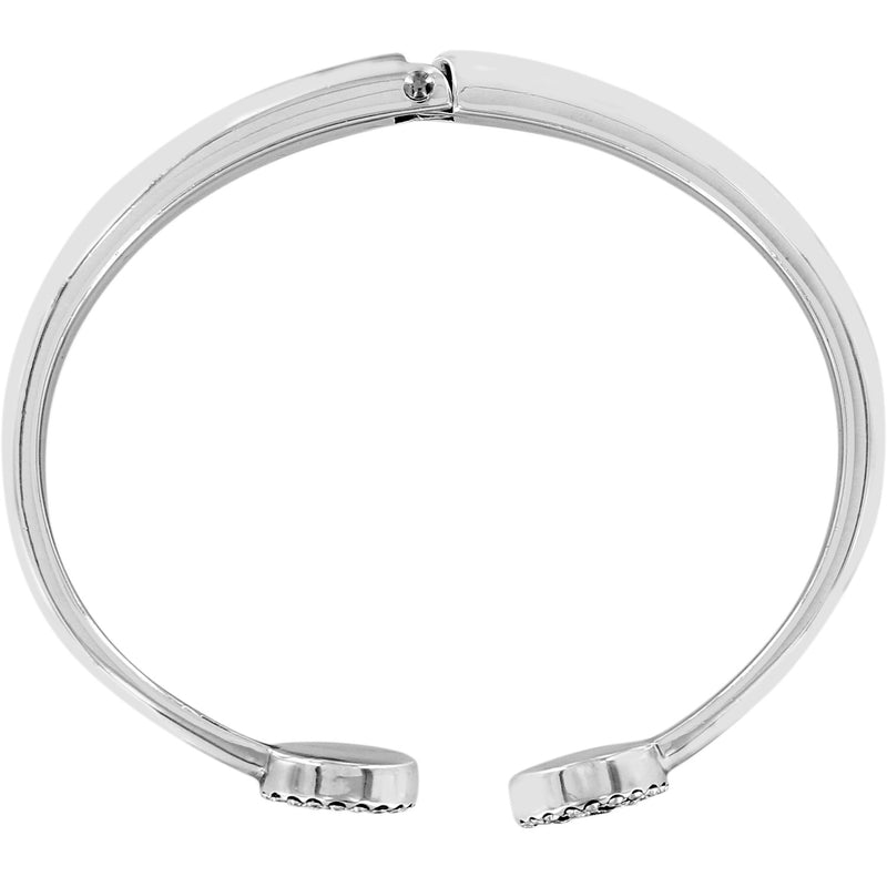 Illumina Open Hinged Bangle