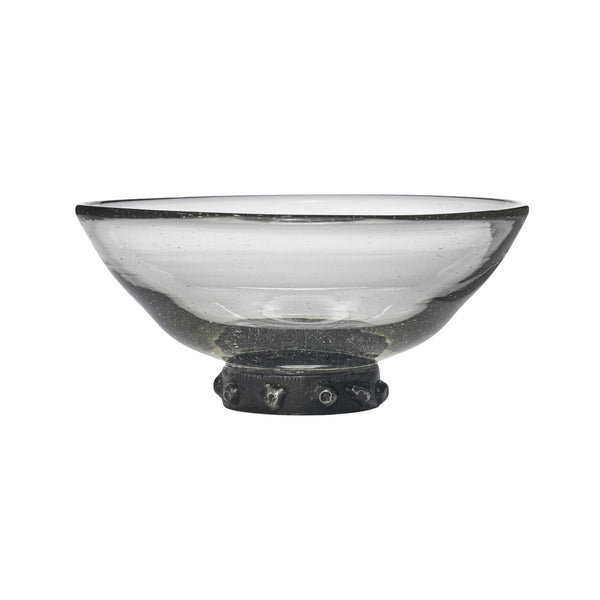 PULQUE BOWL, CLEAR