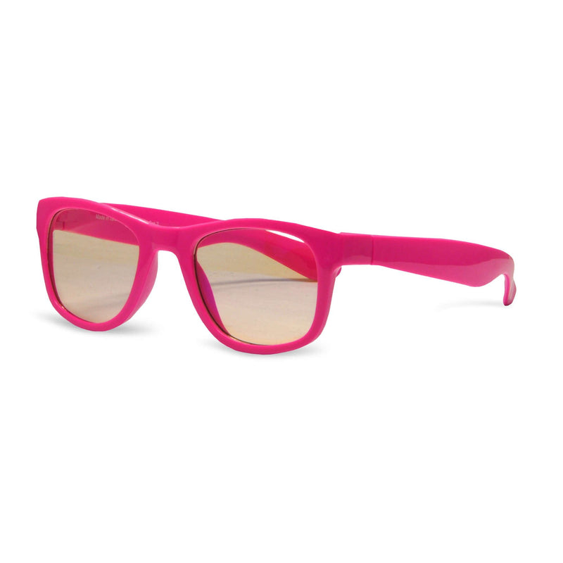 Kids Blue Light Blocking Glasses - Neon Pink