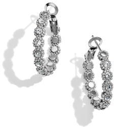 Twinkle Splendor Small Hoop Earrings