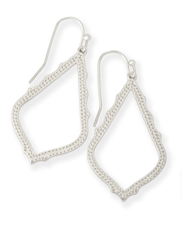 KENDRA SCOTT Sophia Earrings in Silver