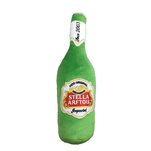 Stella Arftois Dog Toy