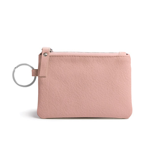 Hudson Coin Purse, Blush